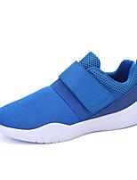 Scarpe da uomo-Sneakers alla moda-Sportivo / Casual-Tessuto-Nero / Blu / Grigio