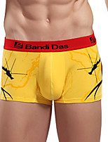 Men's Sexy Underwear   High-quality  Cotton  Boxers