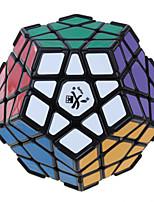 Cubes Magiques IQ Cube Dayan Megamix Vitesse Cube de vitesse lisse Magic Cube Puzzle Noir ABS