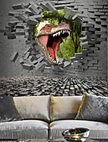 Animaux / Bande dessinée / Fantaisie / 3D Stickers muraux Stickers muraux 3D,Canvas S M L XL XXL 3XL