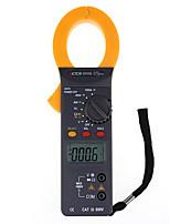 Victor vc6056b 10000 (ω) 1000 (v) 1000 (a) convenientes medidores de pinza