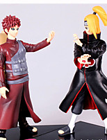 Naruto Gaara PVC One Size Figures Anime Action Jouets modèle Doll Toy