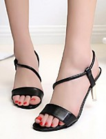 Women's Shoes Korean Style Hollow Out Fashion Stiletto Heel Peep Toe Sandals Office & Career / Dress
