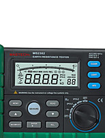 MASTECH MS2302 Green for Ground Resistance Tester