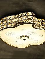 The Golden LED Crystal lamp lamp Entrance Hall Aisle Corridor Balcony Ceiling lampsE