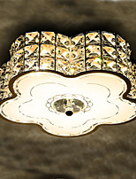 The Golden LED Crystal lamp lamp Entrance Hall Aisle Corridor Balcony Ceiling lampsC