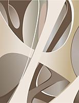 Décoration artistique Papier peint Contemporain Revêtement,TextileThis is a whole mural wallpaper. It needs to be glued. For example: