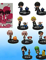 Autres Autres 5CM Figures Anime Action Jouets modèle Doll Toy