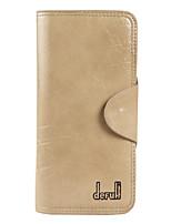 Bi-fold (due scomparti)-Pochette / Portafoglio / Porta carte di credito / Portamonete / Zaino / Porta assegni / Porta biglietti da visita-