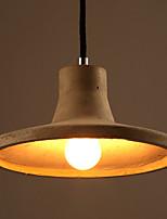 Industrial Designer Loft Chandelier Creative Restaurant Artistic Personality Retro Cement Aisle Lights  Vintage