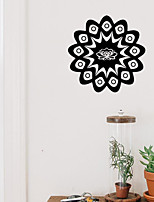 9481 Indian Namaste Words Religion Wall Decal Vinyl Lotus Yoga Sticker Buddha Ganesha Home Decor Bedroom Flower Mural