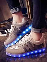 Women's Shoes Microfibre /Flat Heel Ballerina / Novelty Flats / Fashion Sneakers / Athletic ShoesWedding / Outdoor