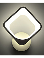 LED Wall light Acrylic Contemporary And Contracted Circular Bedside lamp