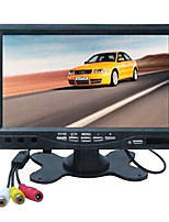 7 Inch 800*480 TFT-LCD Car Rearview Monitor With Stand Reverse Backup Camera High Quality.