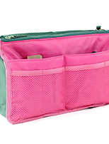 Multi Pouch Functional Cosmetic Bags Makeup Bag Storage Travel BagT Handbag Mp3 Phone Cosmetic Book Storage Purse