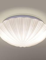 Modern Plexiglass Ceiling Lamp Metal Flush Mount Living Room / Bedroom / Dining Room /Kids Room