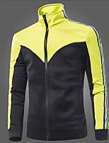 Herren Freizeit Activewear Sets - Druck Lang Polyester