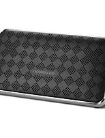 ikanoo i-908 carteira mini alto-falante estéreo portátil sem fios Bluetooth com a função mãos-livres, leitor de cartão tf