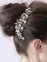 מסרקי שיער כיסוי ראש נשים חתונה / אירוע מיוחד סגסוגת חתונה / אירוע מיוחד חלק 1