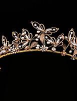 왕관 여성 웨딩 / 특별한날 합금 투구 웨딩 / 특별한날 1개