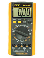 CHY VC890D Yellow for Professinal Digital Multimeters
