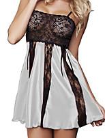 Vêtement de nuit Femme Nuisette & Culottes Dentelle / Spandex