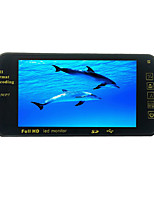 7 Inch TFT-LCD Car Rearview Monitor MP5 Player 1080P