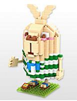 loz mr putin blocs de lapin loz de diamant bloquent jouets jouets de bricolage (480 pcs)