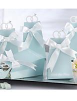 Geschenkboxen(Himmelblau,Kartonpapier) -Nicht personalisiert-Hochzeit / Jubliläum / Brautparty / Babyparty / Quinceañera & Der 16te