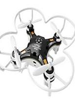 FQ777 FQ777-124B Zumbido 6 ejes 4 canales 2.4G RC QuadcopterRetorno con un botón / Modo de Control Directo / Vuelo invertido de 360
