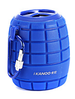 iKanoo i-308 Bluetooth Wireless Outdoor Sports Bomb Speaker Mini Portable for Bike