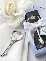 Hearts Bottle Opener Wedding Favors