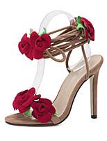 Women's Shoes  Stiletto Heel Heels / Platform /Comfort / Novelty / Pointed ToeSandals / Heels / Fashion Sneakers
