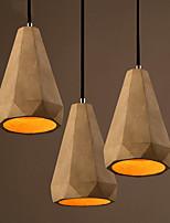 MAX 60W Lámparas Colgantes ,  Tradicional/Clásico Otros Característica for Mini Estilo CerámicaSala de estar / Dormitorio / Comedor /