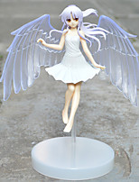 Angel Beats Kanade Tachibana PVC Anime Action Figures Model Toys Doll Toy 1 Pc 15cm