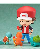 Pokemon Ash Ketchum PVC 10cm Anime Action Figures Model Toys Doll Toy 1 Pc