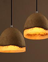 MAX 60W Vintage Style mini Autres Céramique Lampe suspendueSalle de séjour / Salle à manger / Bureau/Bureau de maison / Salle de jeux /
