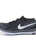 Zapatos Interior Tejido Negro / Azul / Gris / Bermellón Hombre