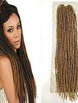 Crochet Braid Loop Pre-twist braiding senegalese twist braid 20inch x 12strands Top Quality Braiding Hair