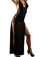 Women Chemises & Gowns Nightwear,Polyester / Spandex