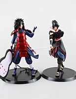 Naruto Sasuke Uchiha PVC One Size Figures Anime Action Jouets modèle Doll Toy
