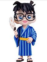 Detective Conan Conan Edogawa W Style PVC 18cm Anime Action Figures Model Toys Doll Toy 1 Pc