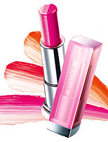 Bioaqua®Lipstick Dry Balm Coloured Gloss / Moisture / Long Lasting / Natural / Nutrition 3 Colors 1Pc