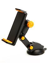 Vehicle Mounted Mobile Phone Support Automobile Instrument Desk Suction Cup Bracket Flat Bracket Navigator