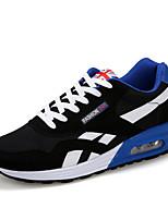 Men's Sneaker Shoes Tulle Black / Red
