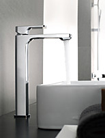 Vessel Bathroom Tall Faucet Sink Basin Mixer Tap