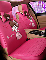 Cute Car Seat Cover Universal Fits Seat Protector Seat Covers set
