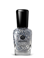 Mshare Pregnant Women with Children Available Silver 15ML Nail Polish for 2 Years