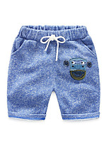 2016 Summer Fashion Children's Clothing Kids Boy Cartoon Sheep Printed Shorts Pants Sport Trousers