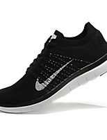 Nike Free RN Flyknit 4.0 Men's Running Shoe Sneakers Athletic Shoes Black Blue Red